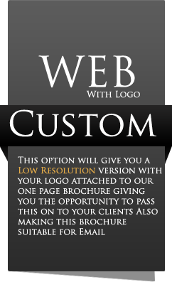 Custom Web Document